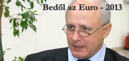 2013- BEDŐL AZ EURO