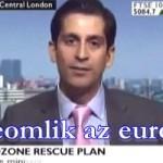 Összeomlik az eurozóna
