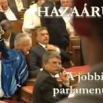 HAZAÁRULÓK! A jobbikosok parlamenti akciója