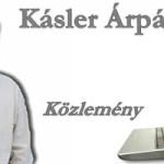 Kásler Árpád-Közlemény 2013-06-23