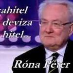 Róna Péter A devizahitel se nem deviza se nem hitel