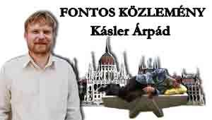 Kásler Árpád-Fontos Közlemény