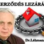 SZERZŐDÉS LEZÁRÁSA-DR.LÉHMANN GYÖRGY