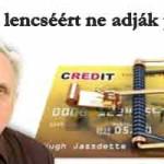 Dr.Léhmann György-Egy tál lencséért ne adják jogaikat