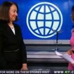 Karen Hudes a Világbank volt munkatársa az elit világuralmi terveiről