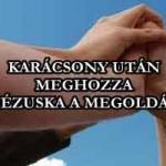 """""""DEVIZAHITEL""""-KARÁCSONY UTÁN MEGHOZZA A JÉZUSKA A MEGOLDÁST"""