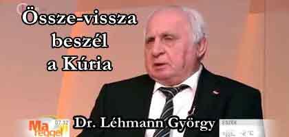 Léhmann György ügyvéd-Össze-vissza beszél a Kúria