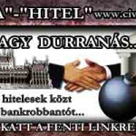 """A NAGY DURRANÁS-A DÜHÖS """"DEVIZA""""-""""HITELESEK"""" KÖZÖTT KERESIK A BANKROBBANTÓT."""