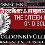 MEGTÖRTÉNT A BEJELENTÉS:FÖLDÖNKÍVÜLIEK!