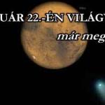 FEBRUÁR 22.-ÉN VILÁGVÉGE - már megint...