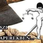 """GORDIUSZI CSOMÓ A """"DEVIZA""""-PEREKBEN"""