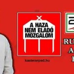 A Jobbik párt nem egy és nem két alkalommal próbált rátelepedni megmozdulásainkra, valós munka és hozzáadott érték nélkül politikai tőkét kovácsolni azokból.