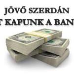 A bankok hamarosan utalják az MNB szerint tavaly év eleje óta jogtalanul beszedett díjakat az ügyfeleknek. Aki már nem ügyfél, postán kaphatja meg a pénzét.