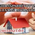 MEGHOSSZABBÍTOTTÁK A KILAKOLTATÁSI MORATÓRIUMOT!