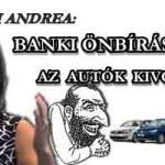 DR. DAMM ANDREA: BANKI ÖNBÍRÁSKODÁS AZ AUTÓKNAK A KIVONÁSA.