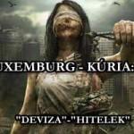 LUXEMBURG - KÚRIA: 1-0