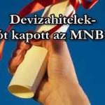 """""""DEVIZAHITELEK"""" - PETÍCIÓT KAPOTT AZ MNB ELNÖKE."""