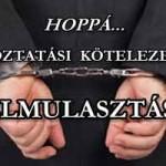 TÁJÉKOZTATÁSI KÖTELEZETTSÉG ELMULASZTÁSA.