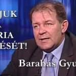 BARABÁS GYULA – VÁRJUK A KÚRIA DÖNTÉSÉT!