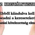 """""""DEVIZAHITEL""""-KERESETEK! EZ KRISTÁLYTISZTÁN BIZONYÍTHATÓ!"""