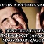 POFON A BANKOKNAK – ÚJ PÉNZHELYETTESÍTŐ FIZETŐESZKÖZT JAVASOLNAK MAGYARORSZÁGON!