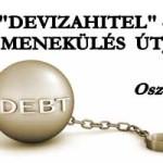 """""""DEVIZAHITEL"""" - A MENEKÜLÉS ÚTJA!"""