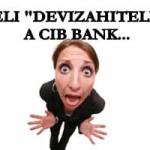 """HERGELI """"DEVIZAHITELESEIT"""" A CIB BANK"""