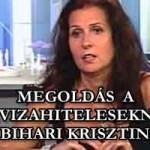 """MEGOLDÁS A """"DEVIZAHITELESEKNEK"""" – BIHARI KRISZTINA"""
