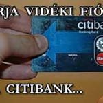 BEZÁRJA VIDÉKI FIÓKJAIT A CITIBANK!