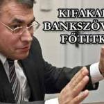 """""""DEVIZAHITELEK"""" - KIFAKADT A BANKSZÖVETSÉG FŐTITKÁRA."""