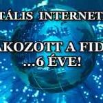 BRUTÁLIS INTERNETADÓ: TILTAKOZOTT A FIDESZ...6 ÉVE!