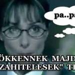 """GULYÁS SZERINT CSÖKKENNEK MAJD A """"DEVIZAHITELESEK"""" TERHEI."""