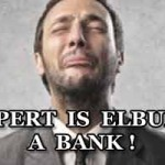 KÉT PERT IS ELBUKOTT A BANK!