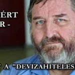 """MENYHÉRT PÉTER-ÜZENET A """"DEVIZAHITELESEKNEK"""""""