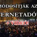 MÓDOSÍTJÁK AZ INTERNETADÓT + VIDEÓ!