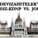 """DEVIZAHITELEK"" - FIDESZ VS. JOBBIK."