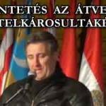 TÜNTETÉS AZ ÁTVERT HITELKÁROSULTAKÉRT
