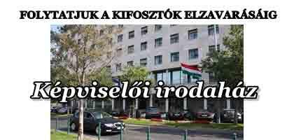 PÓKA LÁSZLÓ-UTUNKAT FOLYTATJUK A KIFOSZTÓK ELZAVARÁSÁIG.