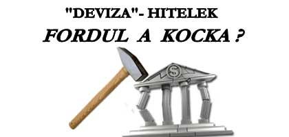 FORDUL A KOCKA - AZ AUTÓHITELESEK VISSZAVÁGHATNAK A BANKOKNAK!