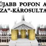 """ÚJABB POFON A """"DEVIZA""""-KÁROSULTAKNAK"""