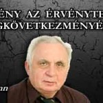 DR. LÉHMANN – VÉLEMÉNY AZ ÉRVÉNYTELENSÉG JOGKÖVETKEZMÉNYÉRŐL