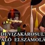 BANKI DEVIZAKÁROSULTAKKAL VALÓ ELSZÁMOLÁS-BARABÁS GYULA.