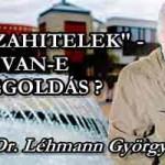 """""""DEVIZAHITELEK"""" – VAN-E MEGOLDÁS? DR. LÉHMANN GYÖRGY"""