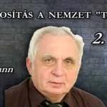 """DR. LÉHMANN – A FORINTOSÍTÁS A NEMZET """"TÉVEDÉSE"""" 2. RÉSZ"""