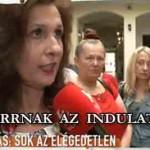 ELSZÁMOLÁS – BANK SOKK – FORRNAK AZ INDULATOK