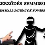 A SZERZŐDÉS SEMMISSÉGE – NEM HALLGATHATOK TOVÁBB II.