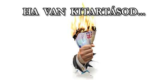 HA VAN KITARTÁSOD...