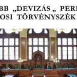 """ÚJABB """"DEVIZÁS """" PEREK A FŐVÁROSI TÖRVÉNYSZÉK ELŐTT"""