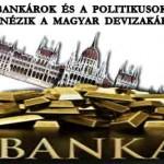 A BANKÁROK ÉS A POLITIKUSOK IS HÜLYÉNEK NÉZIK A MAGYAR DEVIZAKÁROSULTAKAT