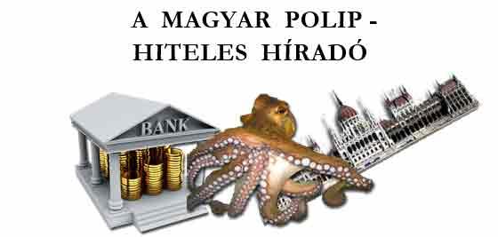 A MAGYAR POLIP - HITELES HÍRADÓ.